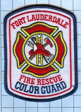 Fire Patch - FORT LAUDERDALE