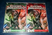 DEATH METAL LEGENDS of the DARK KNIGHTS #1 1st print & 2nd 1st app ROBIN KING DC
