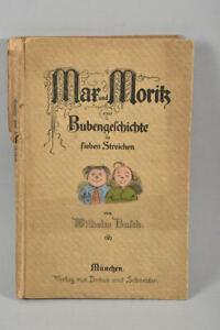 g95v33- Buch, Wilhelm Busch, Max & Moritz, München o.J.