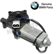 NEW BMW E34 525i Front Passenger Right Or Rear Driver Left Window Motor Genuine