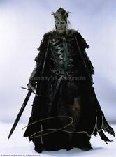 PAUL NORELL King Of The Dead - Lord Of The Rings GENUINE AUTOGRAPH UACC (Ref727)