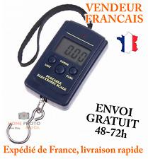 Peson électronique digital Balance Pèse bagage Valise Poisson 40kg 10gr (NEUF)