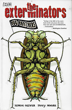 Exterminators Entire Series by Tony Moore & Simon Oliver Vol 1-5 TPBs DC Vertigo