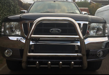 FORD Ranger Bull Bar Nuge Bar S.Steel 2002-2007