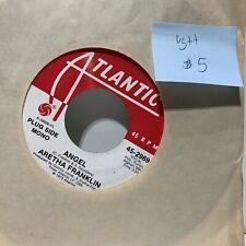 Aretha Franklin Angel Atlantic 45 2969 VG++ Promo 45