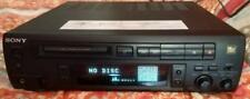 LETTORE LASER MINIDISC PLAYER RECORD SONY MODEL MDS - S30