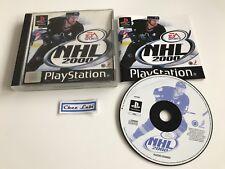 NHL 2000 - Sony PlayStation PS1 - PAL FR - Avec Notice