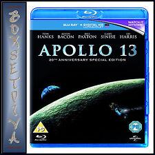 APOLLO 13 - 20TH ANNIVERSARY EDITION **BRAND NEW BLU-RAY REGION FREE*