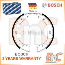 BOSCH PARKING BRAKE SHOE SET BMW OEM 0986487607 34416761292