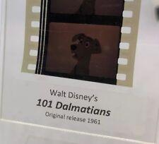 Disney Animation Authentic Film 5-Cell Strip 101 DALMATIANS Perdita