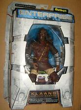 KLAANG Klingon Warrior Star Trek Enterprise Art Asylum Broken Bow Series MOC