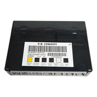 Gm Body Control Module Programmed To Your Vin Part No 22860591
