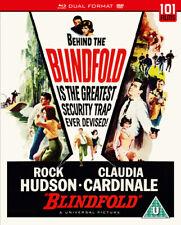 Blindfold DVD (2017) Rock Hudson, Dunne (DIR) cert U 2 discs ***NEW***