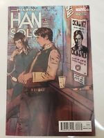 STAR WARS HAN SOLO #2 (2016) MARVEL COMICS VARIANT EDITION COVER 1ST PRINT
