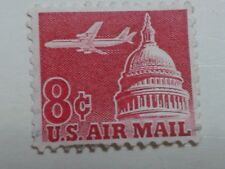 USA STAMP -  AIR MAIL - 8c