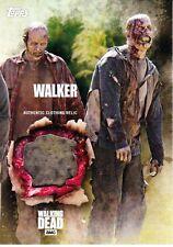 The Walking Dead Season 5 Costume Relic Card Walker (B)