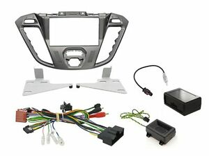 Connects2 CTKFD41 Ford Transit Custom 2012 - 16 Complete Double Din Fitting Kit