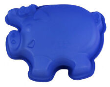 Pig Piggy Silicone Mold - NEW - Choose the color you want!