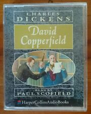 Charles Dickens David Copperfield Audio book cassettes 2.5 hours Like new