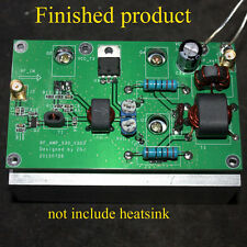 Finished : 45W ssb linear power amplifier for transceiver HF radio AMP FM CW