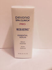 Pevonia Pro Micro Retinol Essential Serum 30ml(1oz) Brand New