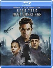 Star Trek Into Darkness Blu-Ray NEW Factory Sealed Free Shipping