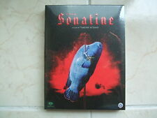 Sonatine - Blu-ray Full Slip Case Limited Edition (Japanese, 2017) / 700 copies
