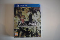 chaos child chaos;child limited edition ps4 ps 4 playstation neuf sous blister