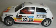 Ninco Renault Clio 1/32 slot car Collectors Quality Condition