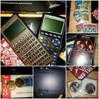 Grandpas+Junk+Drawer+Cards%2C+HP+48sx%2C+TI+83%2C+Monster%2C+Coins%2C+TP+link+cassette+lot