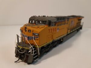 Broadway Limited HO Union Pacific GE AC6000 Flag #7390 DCC & SND