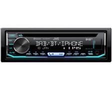 JVC KD-DB902BT 1-DIN CD Receiver Bluetooth, DAB+ and USB/AUX Input.