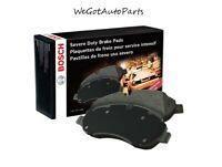 Ford Explorer 91-94 Bosch Severe Duty Premium Front Disc Brake Pads BSD205
