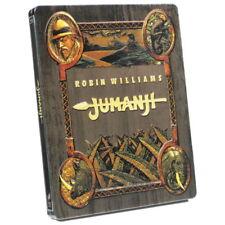 Jumanji - Anniversary Edition [Steelbook] [Blu-ray] NEU / sealed