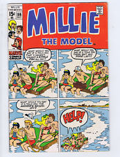 Millie the Model #186  Marvel Pub 1970