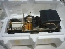 A franklin mint scale model of a 1912 Packard Victoria,  Boxed