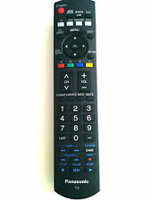 NEW Panasonic N2QAYB000220 TV Remote Control VIERA SD