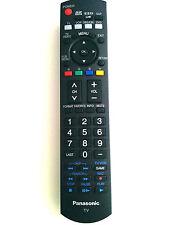 NEW Panasonic N2QAYB000220 TV Remote Control VIERA SD