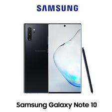 New Samsung Galaxy Note10 - 256GB - Aura Black - Unlocked - Dual SIM - Bargain!