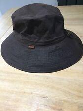Barbour Fisherman's Sombrero-Encerado-XL