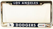 los angeles dodgers arco license plate frame - Dodgers License Plate Frame