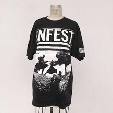 â• 00s Vintage Infest shirt : grindcore punk hardcore spazz iron lung supreme 90s