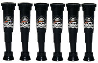 12 Pirate Telescopes - Pinata Toy Loot/Party Bag Fillers Wedding/Kids