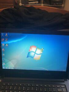 Lenovo Ideapad S400 Core i3 2ghz 4GB RAM 500GB HDD Wi-Fi Win 7 Pro 64 Bit Great