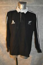 ANCIEN MAILLOT RUGBY ADIDAS ALL BLACKS NEW ZEALAND  TAILLE XL DE 1999/2000