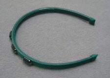 Girls Green Headband Gymboree Joyful Holiday Gemstones 4 5 6 7 8 10 NEW