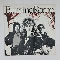 burning rome lp