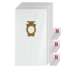 Cloth Bags for KIRBY Sentria 1 2 II G10 G10E G10SE F & Twist Vacuum x 15 + Fresh