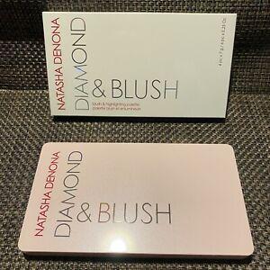 NATASHA DENONA Diamond & Blush Palette in Darya. MRP $89