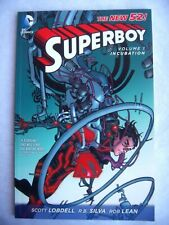 Superboy Vol. 1: Incubation The New 52
